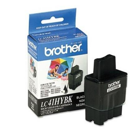 Brother LC41HYBK Original Black High Yield Ink Cartridge