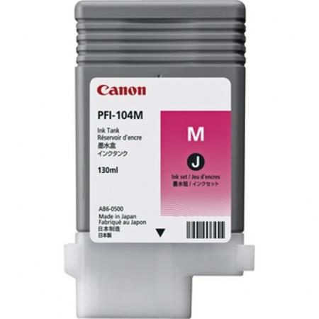 Canon PFI-104M (3631B001AA) Magenta Original ink Cartridge