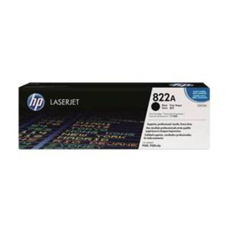 HP Color LaserJet C8550A Black Original Print Cartridge with Smart Printing Technology