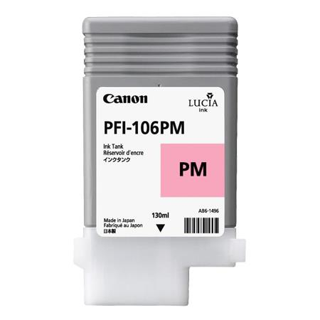 Canon PFI-106PM (6626B001AA) Photo Magenta Original Ink Cartridge