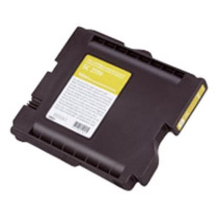 Compatible Yellow Ricoh 405691 Ink Cartridge (Replaces GC31Y)