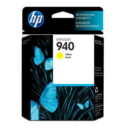 HP 940 Original Yellow Officejet Ink Cartridge