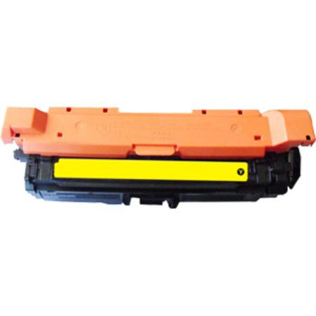 HP 648A (CE262A) Yellow Remanufactured Laser Toner Cartridge