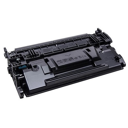 Compatible Black HP 87A Standard Yield Toner Cartridge (Replaces HP CF287AMICR)