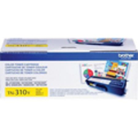 Brother TN310 Yellow Original Toner Cartridge