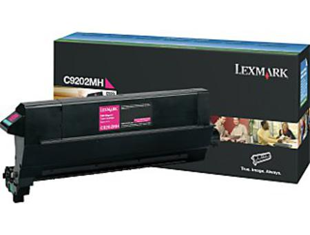 Lexmark C9202MH Original Magenta Toner Cartridge