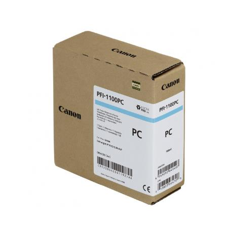 Canon PFI-1100PC Photo Cyan Original Ink Cartridge (160ml)
