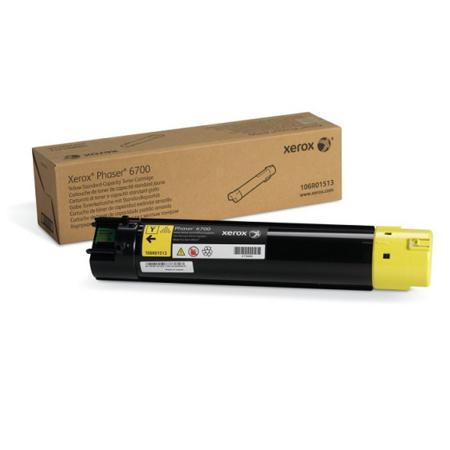 Xerox 106R01505 Yellow Original Standard Capacity Toner Cartridge