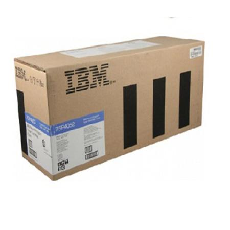IBM 75P4052 Cyan Original Return Program Laser Toner Cartridge