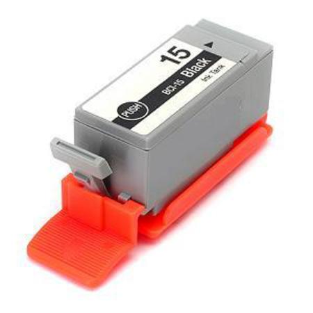 Compatible Black Canon BCI-15K Ink Cartridge (Replaces Canon 8190A003)