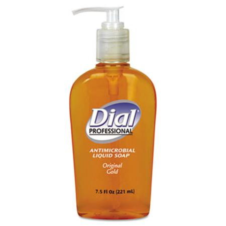 Liquid Dial Liquid Gold Antimicrobial Soap  Floral Fragrance  7.5 oz Pump Bottle
