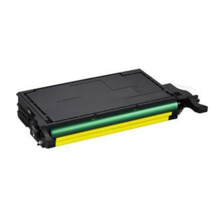 Samsung CLT-Y609S Yellow Remanufactured High Yield Toner Cartridge