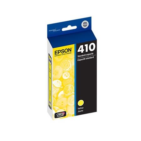Epson 410 (T410420) Yellow Original Claria Premium Standard Capacity Ink Cartridge