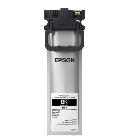 Epson M02 (M02120) Black Original Standard Capacity Ink Cartridge