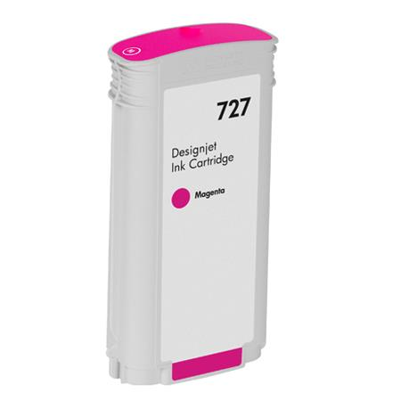 HP 727 (B3P20A) Magenta Remanufactured High Capacity Ink Cartridge