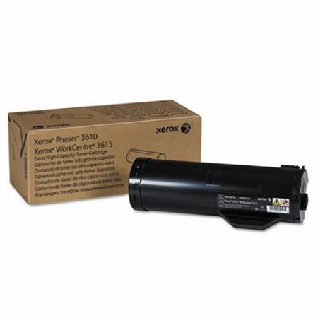 Xerox 106R02731 Black Original Extra High Capacity Toner Cartridge