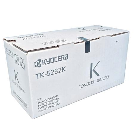 Kyocera TK-5232K Black Original Toner Cartridge