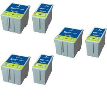 T019/T020 3 Full Sets Remanufactured Inks