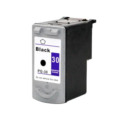 Canon PG-30 Black Low Capacity Remanufactured Cartridge