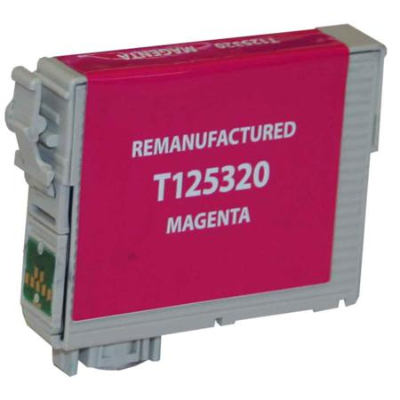 Compatible Magenta Epson 125 Ink Cartridge (Replaces Epson T125320)