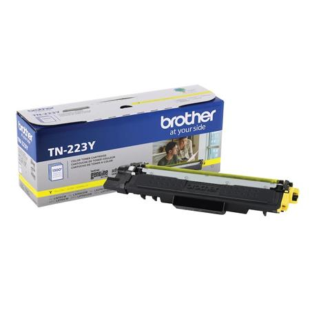 Brother TN223Y Yellow Original Standard Capacity Toner Cartridge