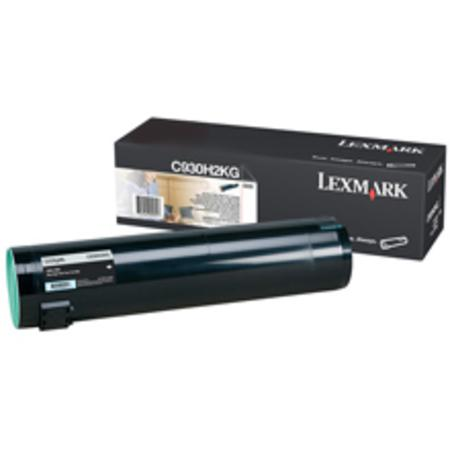 Lexmark C930H2KG Black Original High Yield Laser Toner