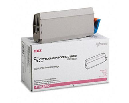 OKI 41963002 Magenta Original Toner Cartridge