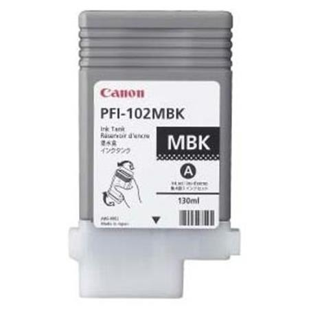 Canon PFI-102MBK (0895B001AA) Matte Black Original ink Cartridge