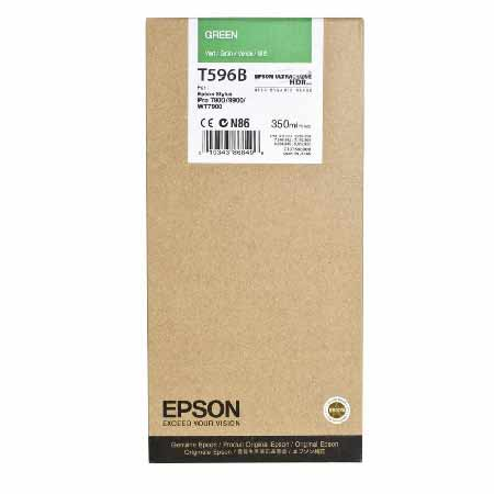 Epson T596B Green Original Ink Cartridge