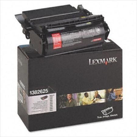 Lexmark 1382625 Original Black Toner Cartridge