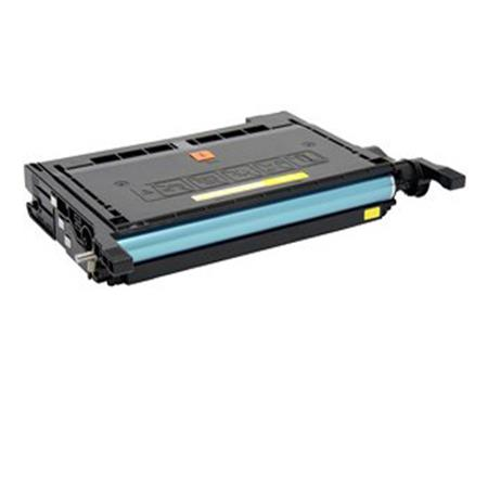 Samsung CLP-Y600A Remanufactured Yellow Toner Cartridge