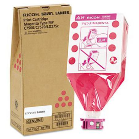 Ricoh 841290 Original Magenta Toner Cartridge