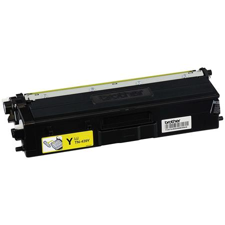 Brother TN439Y Yellow Original Ultra High Capacity Toner Cartridge