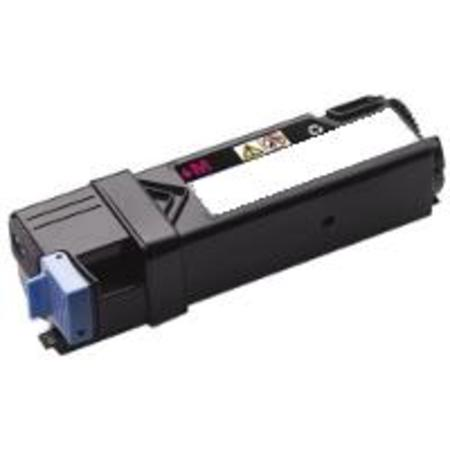 Compatible Magenta Dell 331-0717 High Capacity Toner Cartridge