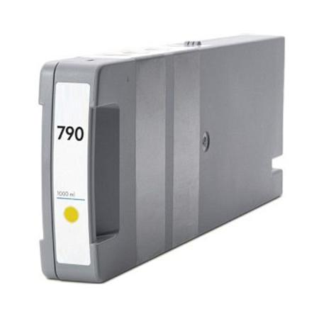 HP 790 Yellow Remanufactured Ink Cartridge (CB274A)