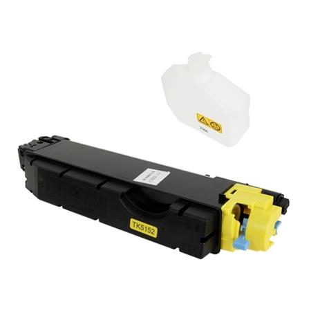 Kyocera TK-5152Y Yellow Remanufactured Toner Cartridge