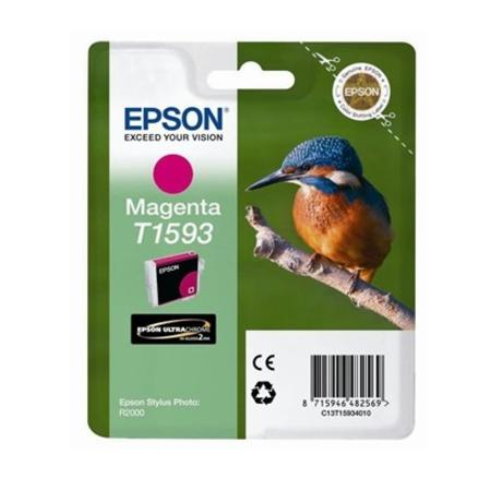 Epson T1593 (T159320) High Gloss Original Magenta Ink Cartridge