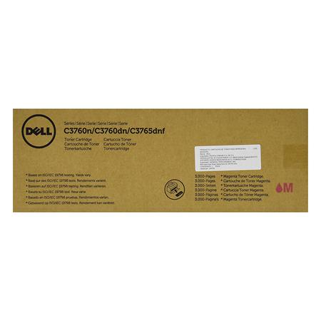 Dell MN6W2 Original Magenta Toner Cartridge (331-8423)