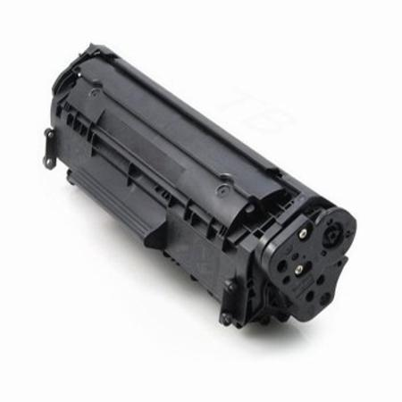HP 12A (Q2612A) Black Remanufactured Micr Toner Cartridge