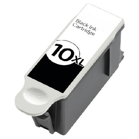 Kodak 10XL Black Remanufactured High Capacity Ink Cartridge