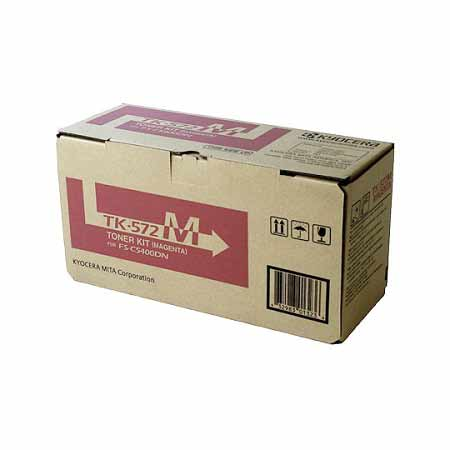 Kyocera-Mita IT02HGBUS0 (TK-572M) Magenta Original Toner Cartridge