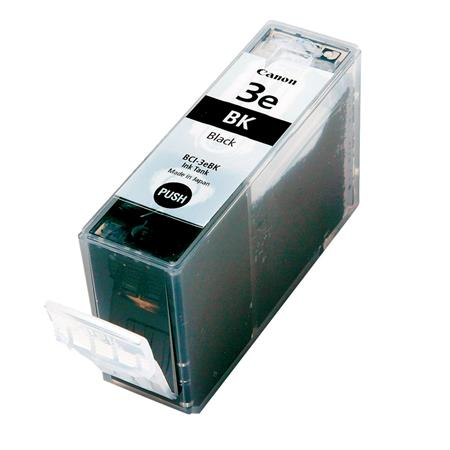 Canon  BCI-3eBK  Black Original Cartridge