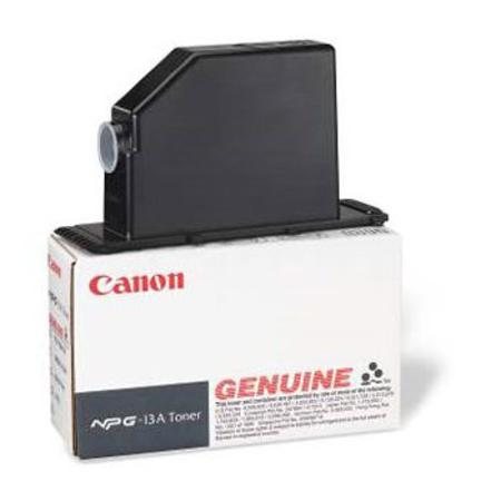 Canon NPG-13A Original Black Toner Cartridge (1384A011AA)