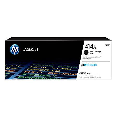 HP 414A (W2020A) Black Original Standard Capacity Toner Cartridge