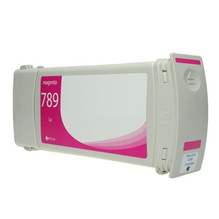 HP 789 (CH617A) Magenta Remanufactured Ink Cartridge