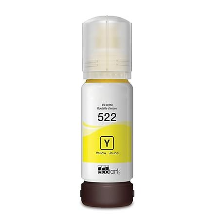 Compatible Yellow Epson T522 Ink Bottle (Replaces Epson T522420)
