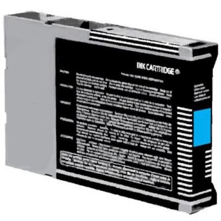 Epson T502011 (T502) Remanufactured Cyan Ink Cartridge
