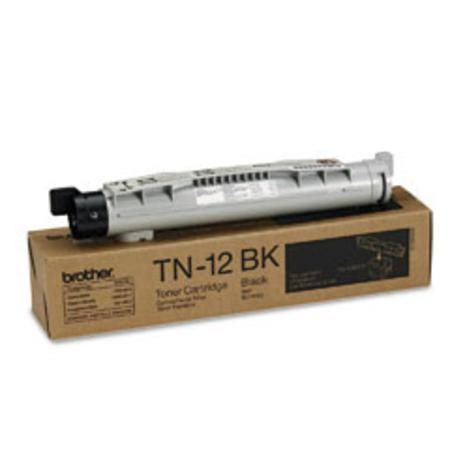Brother TN12BK Original Black Laser Toner