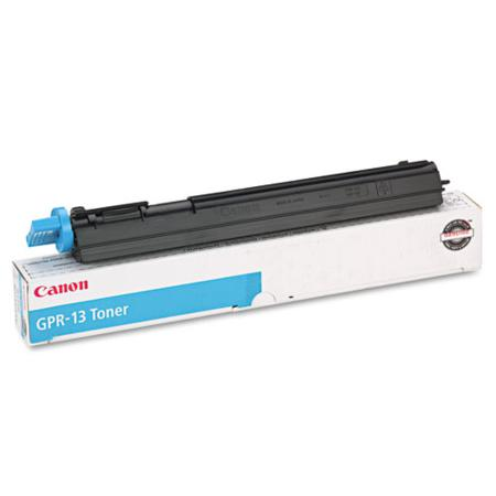 Canon GPR-13 Original Cyan Toner Cartridge (8641A003AA)