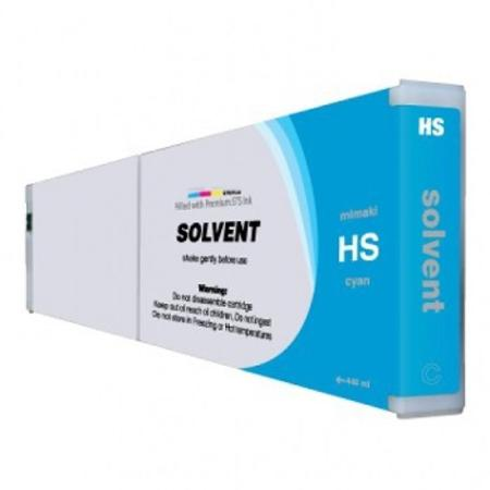 Mimaki ES3 Compatible Eco-Solvent Cyan Inkjet Cartridge